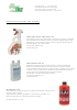 Productos anti-insectos para caballos