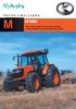 Tractor Mod. M 108 S - Motor Diésel Kubota de 108,5 CV