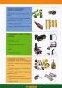 Accesorios maquinaria agrícola Casagro: componentes para tractor, transmisión de potencia, accesorios esparcidores purín, hidráulica