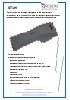 ST-25 Detector de metales portátil para la industria textil
