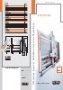 Sierra para tableros verticales Holz-Her