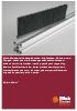 Cepillos de listón para perfilería de alumino - Mink STL2108/2110