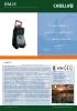 Detector transportable de gasos