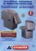 Guillotina cortadora de productos congelados CM / CMH