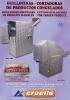 Guillotina cortadora de productos congelados CMI / CMIH
