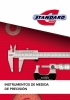 Instrumentos de medida de precisión Standard Gage