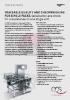 Sistema de pesaje dinámico y trazabilidad-serialización TQS-HC-A.