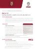 Presentació de la ISO 22301 de Bureau Veritas Certification