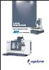 Centro CNC de mecanizado Cyclone serie JHV