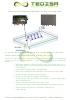 Seguridad para campos solares