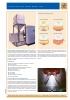 Tratadora química de semillas modelo CT 200