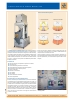 Tratadora química de semillas modelo CT 50