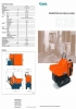 Minidumper de orugas KC51D - descatalogado