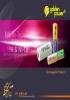 Baterías Recargables NICD y NIMH_Golden power