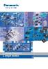 Catálogo resumen de componentes_Panasonic
