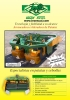 Arrancadoras e hileradoras de patatas Galaxy - 2S/4S
