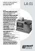 Laboratorio automático para medir el azúcar en los mostos Maselli Misure La 01