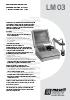 Analizador de laboratorio para medir azúcar, alcohol y extractos en mostos y vinos LM 03