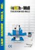 Centro CNC de mecanizado Cyclone serie CiNCh Mill