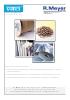 Productos autoadhesivos para la industria del vidrio