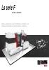 Máquinas de inyección modulares, Serie F