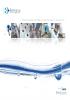 Catálogo de productos para la limpieza y desinfección en la industria