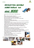 Recolectora sobre ruedas 4x4 Serie 8000_Ortomec