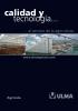 Catálogo Invernadero tipo Multicapilla ULMA Agrícola