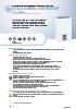 Caldera mural de alta potencia Talia Green System HP 85 - 100