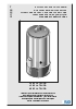 Acumuladores a gas AGT 120 / 150 / 200