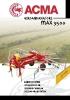 Hileradora rotativa MAX 3500_ACMA