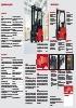 Carretillas elevadoras eléctricas E16, E18, E20 Serie 386