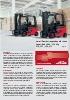 Carretillas contrapesadas eléctricas E20, E25, E30, E35 Serie 387