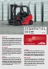 Carretillas elevadoras diésel, GLP y GNC H20/600 EVO y H25/500 EVO Serie 392