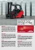 Carretillas diésel, GLP y GNC H25/600 EVO, H30/500 EVO, H35/500 EVO Serie 393