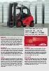 Carretillas diésel, GLP y GNC H40/500 EVO, H45/500 EVO, H50/500 EVO, H50/600 EVO Serie 394