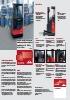 Carretillas retráctiles eléctricas antideflagrantes R14 Ex S - R20 Ex S Serie 115-02