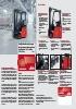 Carretillas elevadoras eléctricas antideflagrantes E14 Ex-E20 Ex Serie 386