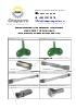 Recambios fabricación propia para cosechadoras_Púas, manguitos, palieres, bulones, tornillos