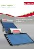 Sistema de circulación natural para producción de ACS Kairos Thermo HF