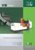 Centro de Mecanizado Portico Vision Wide serie VB