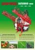 Pulverizador suspendido herbicida Saturno one_Gaspardo