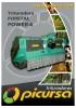 Trituradora Forestal Power-6