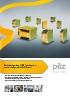 Pilz - Relés de seguridad PNOZ, sistemas de control configurables PNOZmulti - v. 01.2013