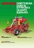 Gama sembradoras siembra directa gaspardo