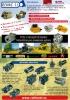 Venta y reparación de equipos hidrostáticos para maquinaria agrícola. Motores orbitales