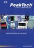 Catálogo Peaktech