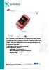 Pulsioximetro de dedo Bluetooth iOXY-10