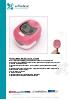 Pulsioximetro Pediátrico LCD OXY-PED