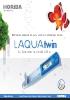 Medidores compactos para análisis electroquímico Laquatwin